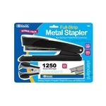 3-in-1 Desktop Stapler, Staple Remover and 1250 Standard (26/6) Staples - B680