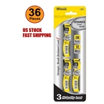 36 pcs Mechanical Pencil Refill Leads 2B 0.9 mm High Quality Ceramics 60mm Length Home, School   Office
