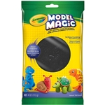 Crayola Model Magic Black, Modeling Clay Alternative, At Home Crafts for Kids, 4 oz